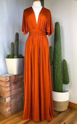 Designer Brautjungfernkleider Lang | Schöne Kleider zur Hochzeit_4