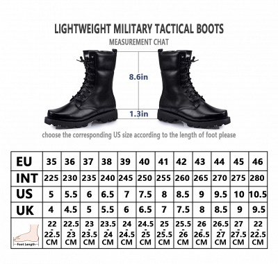 Savage Island Genuine Leather Boots Combat Boots Combat Boots with Zipper Military Bundeswehr Hiking Tactical Boot Brown Full Leather_10