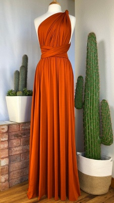 Designer Brautjungfernkleider Lang | Schöne Kleider zur Hochzeit_6