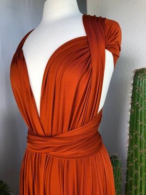 Designer Brautjungfernkleider Lang | Schöne Kleider zur Hochzeit_7