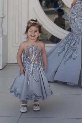 Beautiful flower girl dresses cheap | Children's wedding dresses online_2