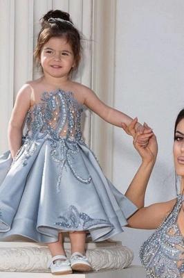 Beautiful flower girl dresses cheap | Children's wedding dresses online_1