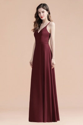 Evening dresses long wine red | Evening wear online_7
