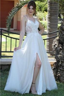 Designer Hochzeitskleider Schlcht | Brautkleid mit Spitze_1