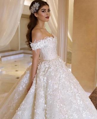 Prinzessinnen Hochzeitskleider | Extravagante Brautkleider Online Kaufen_3