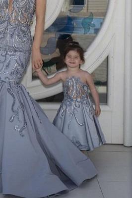 Beautiful flower girl dresses cheap | Children's wedding dresses online_3