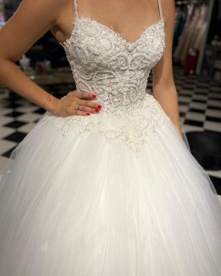 Prinzessinen Hochzeitskleid Umstandsmode | Moderne Brautkleider Online Kaufen_3