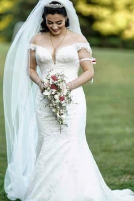 Brautkleider Meerjungfrau Spitze | Hochzeitskleid Günstig Online Kaufen