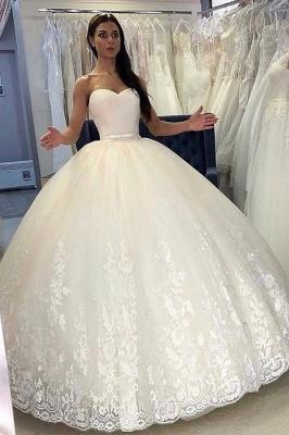 Prinzessinnen Hochzeitskleider Online | Brautkleider mit Spitze