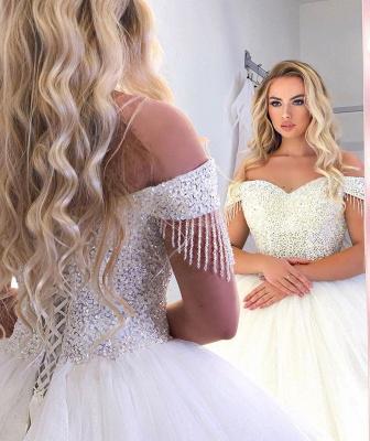 Extravagant wedding dresses princess | Wedding Dresses Cheap Online_4