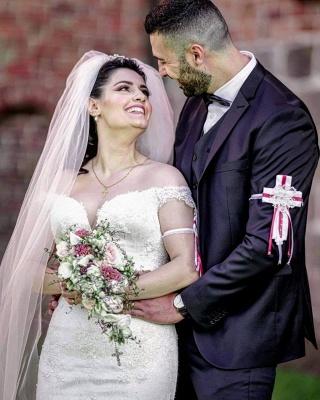 Brautkleider Meerjungfrau Spitze | Hochzeitskleid Günstig Online Kaufen_4