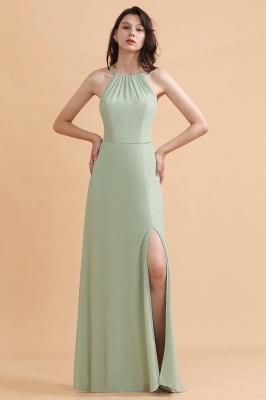 Brautjungfernkleider Lang Mint Grün   Kleider Für Brautjungfern_4