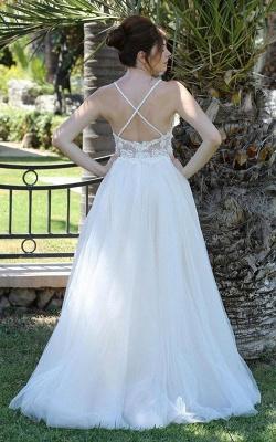 Designer Hochzeitskleider Schlcht | Brautkleid mit Spitze_2