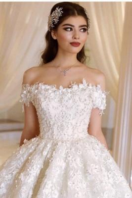 Prinzessinnen Hochzeitskleider | Extravagante Brautkleider Online Kaufen