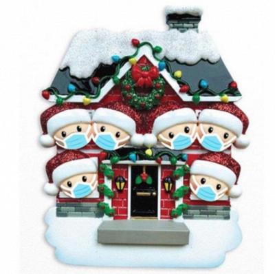 5 Stück Weihnachtsbaumschmuck Holz | Weihnachtsbaumschmuck_5
