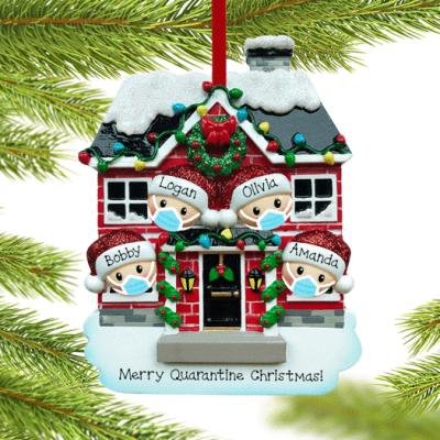 5 Stück Weihnachtsbaumschmuck Holz | Weihnachtsbaumschmuck_2
