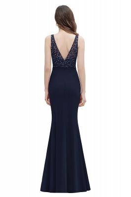 Elegante Abendkleider Lang V Ausschnitt | Abendmoden Online_3