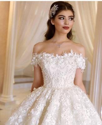 Prinzessinnen Hochzeitskleider | Extravagante Brautkleider Online Kaufen_2