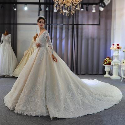 Hochzeitskleid Langarm Umstandsmode | Brautkleider Online Kaufen_7