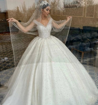Extravagant wedding dresses princess | Buy Luxury Wedding Dresses_3