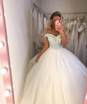 Extravagant wedding dresses princess | Wedding Dresses Cheap Online_3