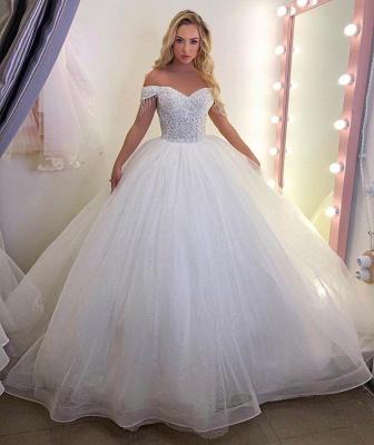 Extravagant wedding dresses princess | Wedding Dresses Cheap Online_2