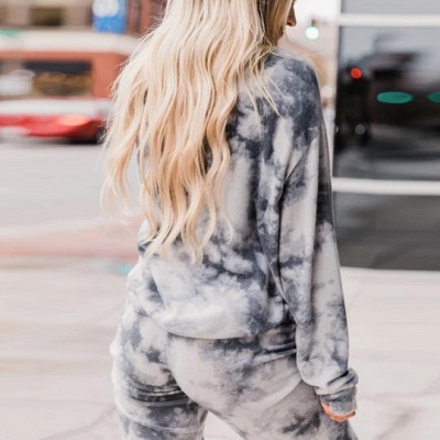 Warm winter pajamas women | Cheap pajama print_6