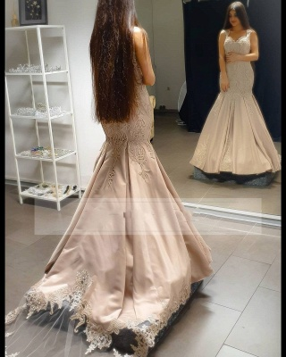Extravagant evening dresses long | Prom dresses with lace_4