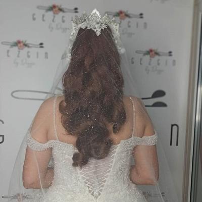 2021 Brautkleider Prinzessin | Hochzeitskleider mit Spitze_3