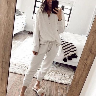 Ganzkörper Schlafanzug Damen | Warmer Winter Pyjama Günstig