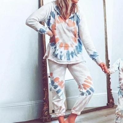 Frottee Schlafanzug Damen | Damen Pyjama Lang Günstig_2