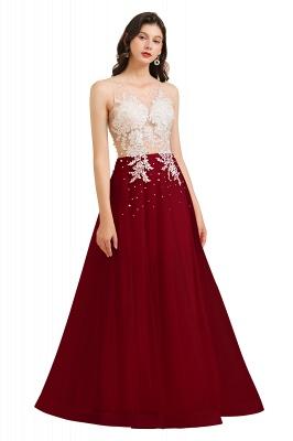 Designer Abendkleider | Abendkleid Lang Rosa_3