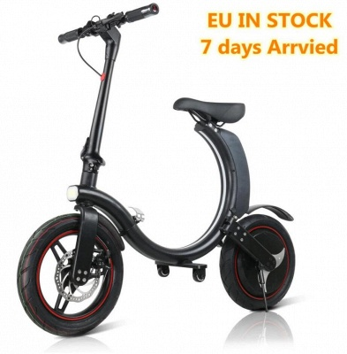 Foldable electric scooter e-scooter 14 inch wide wheel maximum speed 35Km / h e-scooter