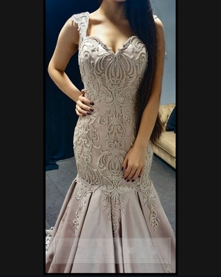Extravagant evening dresses long | Prom dresses with lace_3