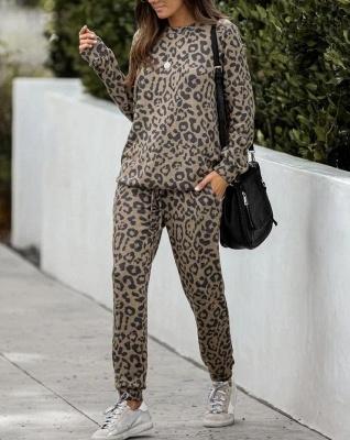 Schlafanzug Damen Leopardenmuster | Schiesser Pyjama Online Shop_7
