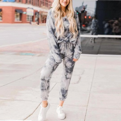 Warm winter pajamas women | Cheap pajama print_2