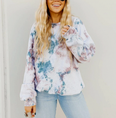 Floral pattern sweater | Sweatshirt knitted sweater women_2