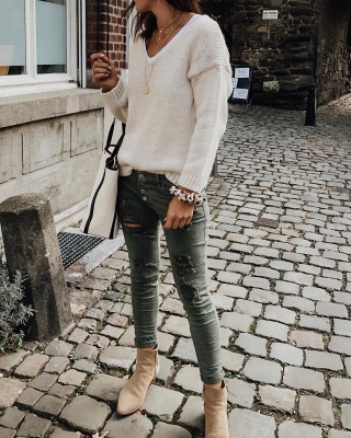 Champagne sweater women | Buy Christmas Sweaters_2