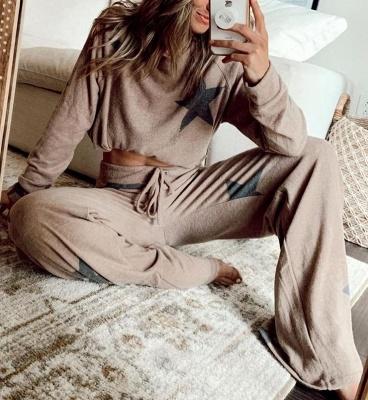 Schlafanzug Grau Damen | nNachtwäsche Online Kaufen_7