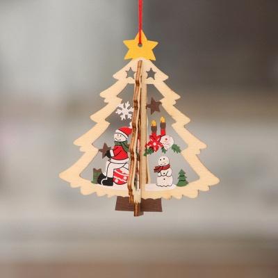 10 Stück Sächsischer Weihnachtsbaumschmuck | ausgefallener Christbaumschmuck_6