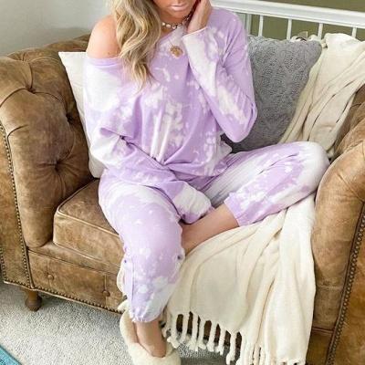 Pajamas women pink | Pajamas with leggings_3