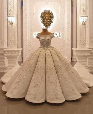 Brautkleid Vintage Lange Ärmel | Hochzeitskleid Tüll Prinzessin_2