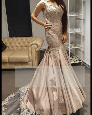 Extravagant evening dresses long | Prom dresses with lace_2