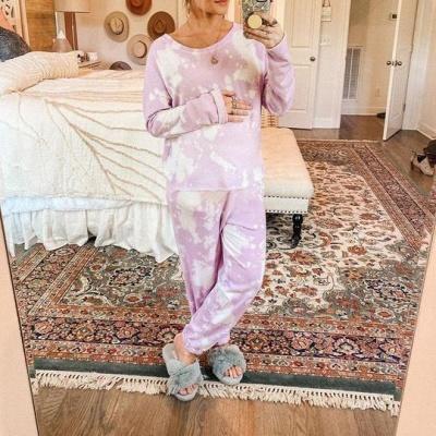 Pajamas women pink | Pajamas with leggings_2