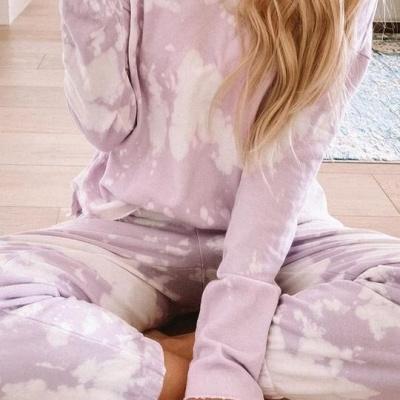 Pajamas women pink | Pajamas with leggings_5