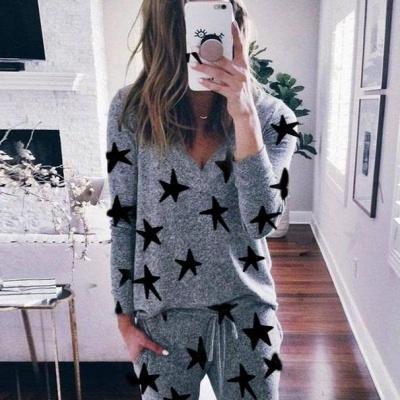 Schiesser ladies pajamas | Pajamas women winter_2