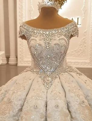 Brautkleid Vintage Lange Ärmel | Hochzeitskleid Tüll Prinzessin_1