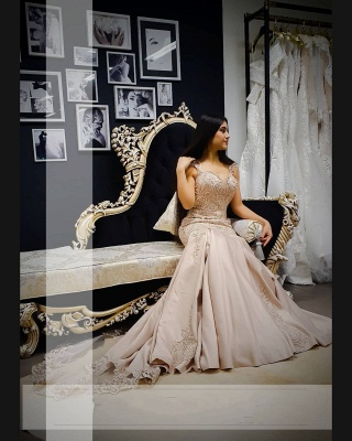 Extravagant evening dresses long | Prom dresses with lace_5