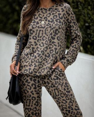 Schlafanzug Damen Leopardenmuster | Schiesser Pyjama Online Shop_4