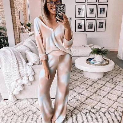 Women's pajamas long | Pajamas pajamas winter_1